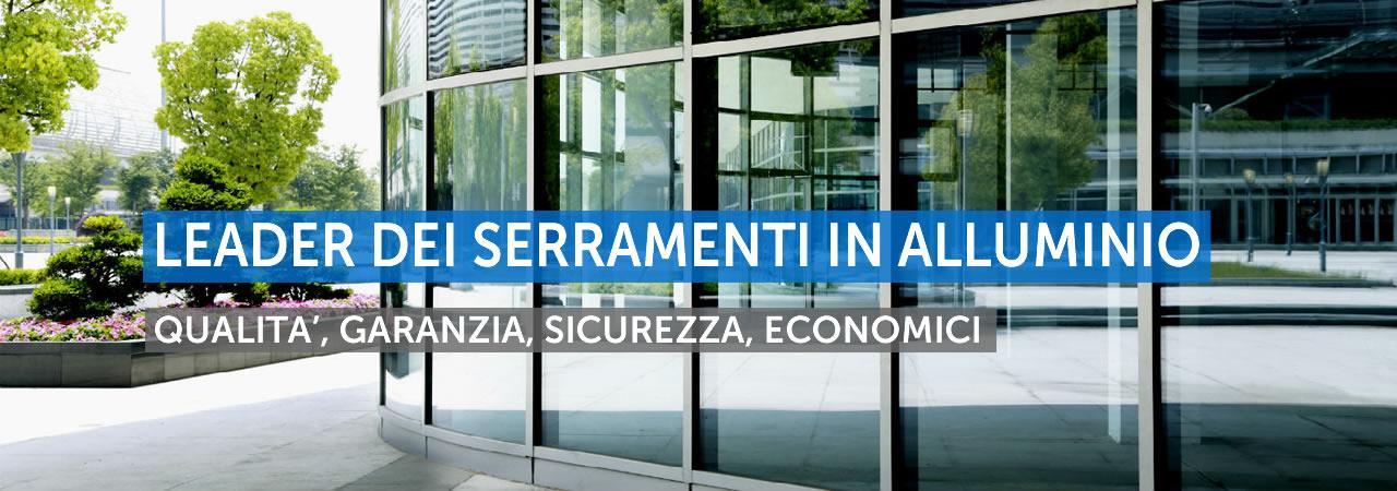 Serramenti in Alluminio a Brescia