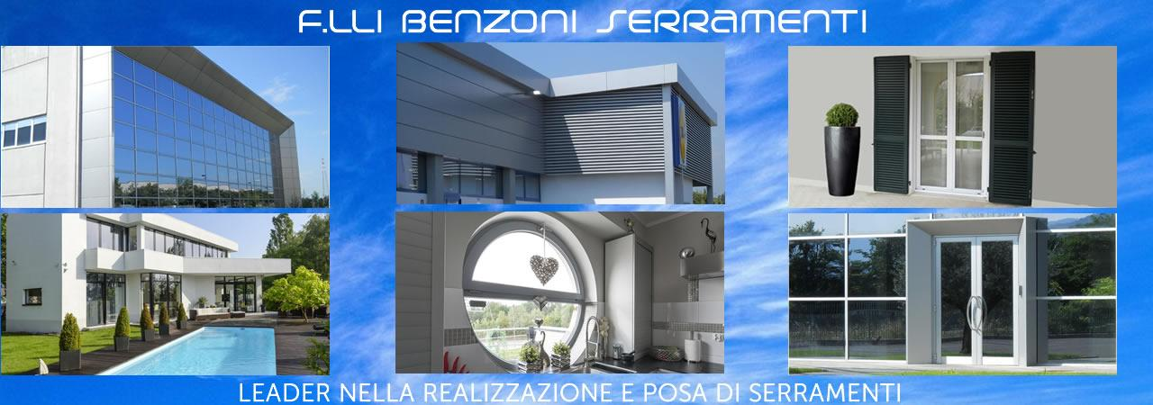 Fratelli Benzoni serramenti a Brescia