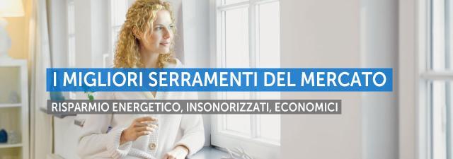 Serramenti Economici solo nel prezzo a Brescia