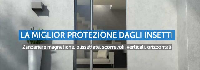 Zanzariere Brescia